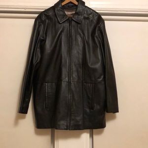 Wilson's Leather Pelle Studio Coat